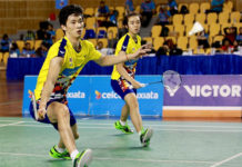 Chen Tang Jie/Peck Yen Wei make it to Korea Open second round. (photo: Bernama)