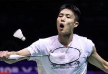 Chou Tien-Chen reaches men's singles final at 2018 Korea Open. (photo: AFP)
