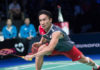 Badminton Video - 2018 Denmark Open Semi-Final - Kento Momota (Japan) vs. Kidambi Srikanth (India)