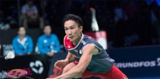 Badminton Video - 2018 Denmark Open Semi-Final - Kento Momota (Japan) vs. Kidambi Srikanth (India)