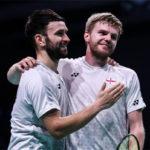 Badminton Video - 2018 Denmark Open Semi-Final - Marcus Ellis/Chris Langridge (England) vs. Takeshi Kamura/Keigo Sonoda (Japan)