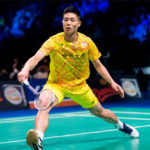 Badminton Video - 2018 Denmark Open Semi-Final - Chou Tien Chen (Chinese Taipei) vs. Anders Antonsen (Denmark)