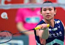 Badminton Video - 2018 Denmark Open Semi-Final - Tai Tzu Ying (Chinese Taipei) vs. He Bingjiao (China)
