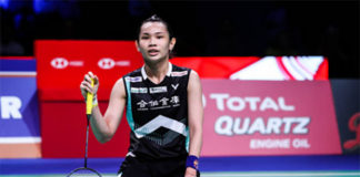 Tai Tzu Ying registers an overwhelming 13-5 career-record against Saina Nehwal. (photo: AFP)