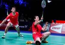 Badminton Video - 2018 Denmark Open Final - Zheng Siwei/Huang Yaqiong vs. Dechapol Puavaranukroh/Sapsiree