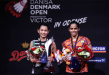 Badminton Video - 2018 Denmark Open Final - Tai Tzu Ying vs. Saina Nehwal