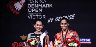 Badminton Video - 2018 Denmark Open Final - Tai Tzu Ying vs. Saina Nehwal