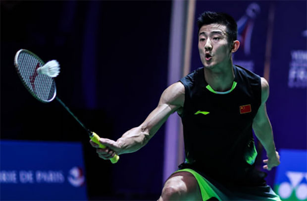 Finally, Chen Long is showing signs of recovery from the disappointing 2018 season. (photo: AFP)
