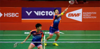 Aaron Chia/Soh Wooi Yik make SaarLorLux Open final. (photo: AFP)