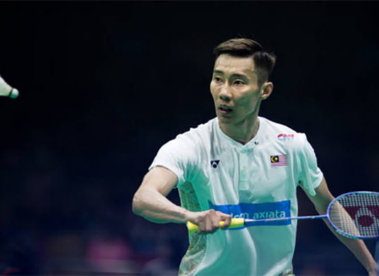 We want Lee Chong Wei! (photo: AFP)