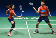 Chan Peng Soon/Goh Liu Ying advance to the 2018 China Open second round. (photo: AFP)