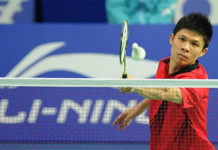 BadmintonPlanet.com wish Wong Choong Hann the best in his new job as BAM coaching director. (photo: AFP)