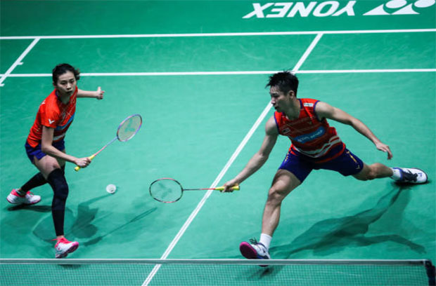 Chan Peng Soon/Goh Liu Ying need a new coach who could bring them to the next level. (photo: AFP)