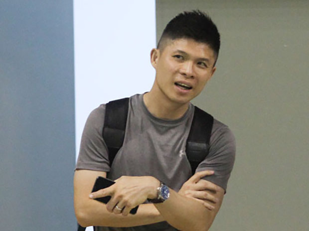 Wong Choong Hann to instill discipline and accountability in BAM players. (photo: Bernama)