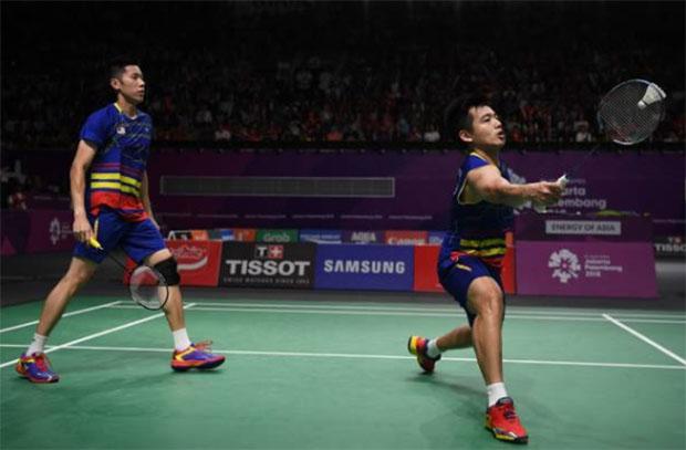Wish Goh V Shem/Tan Wee Kiong a better success in 2019. (photo: AFP)
