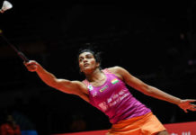 PV Sindhu has been in sizzling form since day one of the BWF World Tour Finals. (photo: AFP)