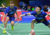 Aaron Chia/Soh Wooi Yik are the best young men's doubles talents in Malaysia. (photo: AFP)