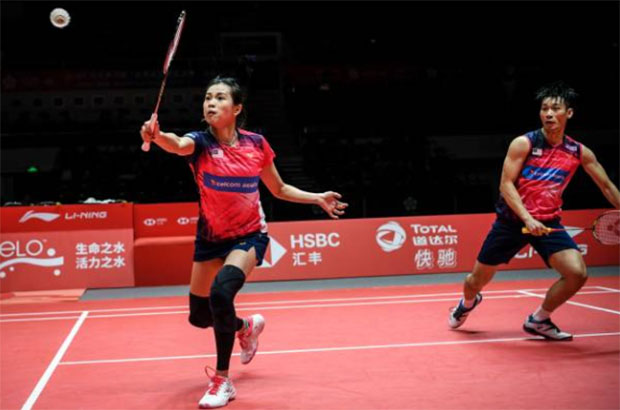Wish Chan Peng Soon/Goh Liu Ying best of luck in everything as professional players. (photo: AFP)