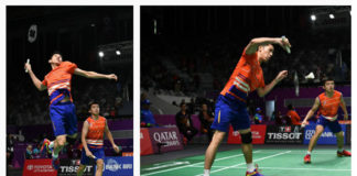 Goh V Shem/Tan Wee Kiong enter Thailand Masters second round. (photo: AFP)