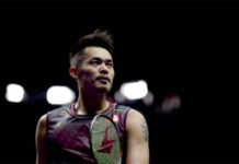 Another third set, another great Lin Dan escape at Thailand Masters. (photo: AFP)