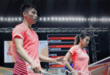 Chan Peng Soon/Goh Liu Ying continue their strong week at Malaysia Masters. (photo: Goh Liu Ying's Facebook)