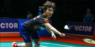 Goh Jin Wei overcomes Akane Yamaguchi in Malaysia Masters first round. (photo: Badminton Association of Malaysia)