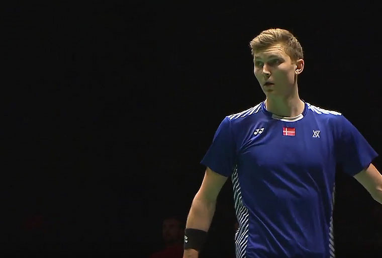 Viktor Axelsen beats Lee Zii Jia in Malaysia Masters quarter-final.