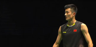 Chen Long enjoys impressive start to new season.