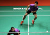 Chan Peng Soon/Goh Liu Ying have been stable in the first two tournaments of the year. (photo: Bernama)
