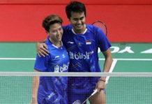 Liliyana Natsir/Tontowi Ahmad aim for a fond farewell at home on Sunday. (photo: PBSI)