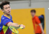 Lee Zii Jia still got a long way to go to prove himself as a world class badminton player. (photo: BWF)