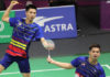 Ong Yew Sin/Teo Ee Yi are one win away from their first Malaysia national title. (photo: BWF)