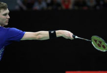Viktor Axelsen is slowly gaining momentum ahead of All England. (photo: AFP)