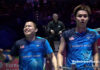 Another strong performance from Aaron Chia/Soh Wooi Yik in the 2019 All England semi-finals.