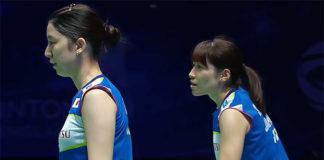 2019 All England semi-finals: Mayu Matsumoto/Wakana Nagahara vs. Shiho Tanaka/Koharu Yonemoto