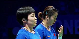 Badminton Video - 2019 All England semi-finals: Chen Qingchen/Jia Yifan.