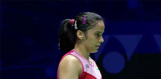 Saina Nehwal - 2019 All England.
