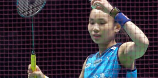 2019 All England semi-finals: Tai Tzu Ying