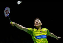Lee Chong Wei may skip the 2019 Malaysia Open. (photo: Bernama)