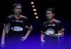 Mohammad Ahsan/Hendra Setiawan falter in the Swiss Open quarter-finals. (photo: AFP)