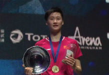 2019 All England semi-final: Chen Yufei vs. Tai Tzu Ying