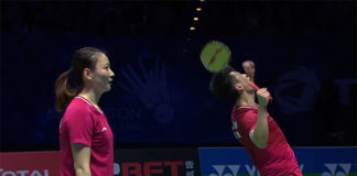 2019 All England final: Zheng Siwei/Huang Yaqiong vs. Yuta Watanabe/Arisa Higashino
