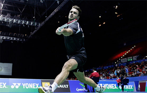 Joachim Persson found guilty of badminton match-fixing. (photo: Simon Dawson / AP)
