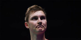 Viktor Axelsen tweeted his frustration about the hectic BWF schedule. (photo: Johannes Eisele/Afp/Getty Images)