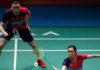 Tan Kian Meng/Lai Pei Jing make strong start at the 2019 Malaysia Open. (photo: Kwongwah)