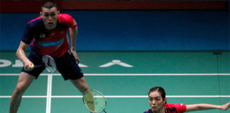 Tan Kian Meng/Lai Pei Jing make strong start at the 2019 Malaysia Open. (photo: Kwongwah)