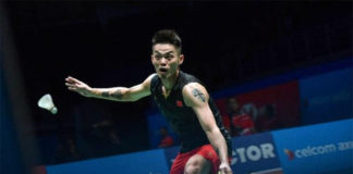 Lin Dan survives scare to advance at 2019 Malaysia Open. (photo: Xinhua)