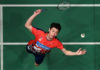 "Lee Zii Jia has been considered as ""the next Lee Chong Wei"", it's an unfair burden to put on a young and promising athlete. (photo: Mohd Rasfan/Afp/Getty Images)"