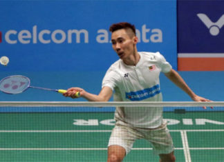 Lee Chong Wei faces a race against time to keep his 2020 Tokyo Olympic dream alive. (photo: How Foo Yeen/Getty Images)