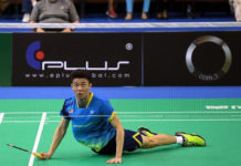 Hope this incident could help Lee Zii Jia come out the other side better and stronger. (photo: Bernama)